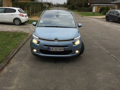 brugt Citroën Grand C4 Picasso 1,6 HDI Seduction 110HK 6g