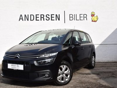 usado Citroën Grand C4 Picasso 1,6 Blue HDi Iconic Limited start/stop 120HK 6g