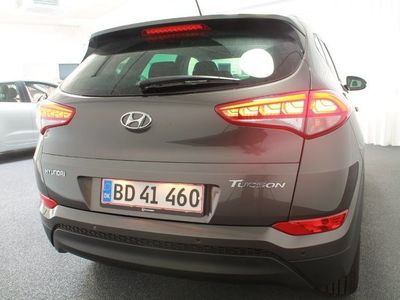 brugt Hyundai Tucson CRDi 136 Trend