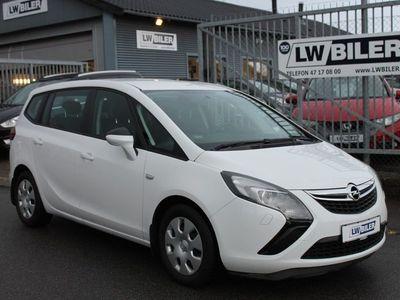 brugt Opel Zafira Tourer 1,4 T 120 Enjoy eco