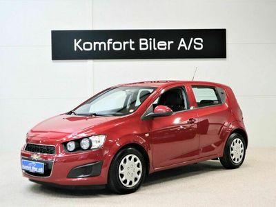 brugt Chevrolet Aveo LT ECO 1,2