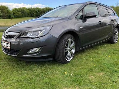 brugt Opel Astra 6 Sports ST