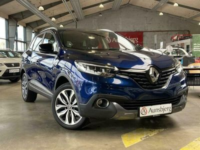 brugt Renault Kadjar 1,6 Energy DCI Bose Edition 130HK 5d 6g