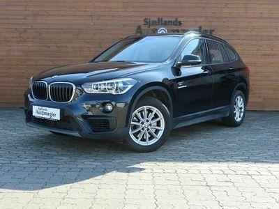 brugt BMW X1 2,0 sDrive20i Advantage aut.