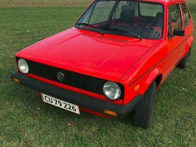 brugt VW Golf I 1,3