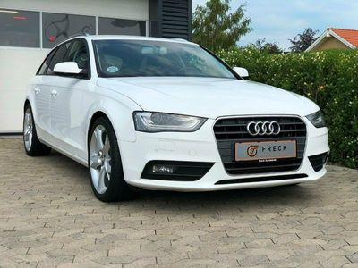 used Audi A4 2,0 TDi 143 Avant Multitr.