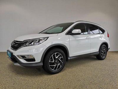 used Honda CR-V 1,6 i-DTEC Elegance Plus Navi & ADAS 120HK 5d 6g