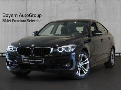 brugt BMW 320 Gran Turismo d 2,0 Sport Line aut.