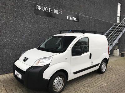 brugt Peugeot Bipper 1,3 HDI 75HK Van A