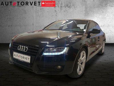 brugt Audi A5 Sportback 2,7 TDi 190 Multitr.