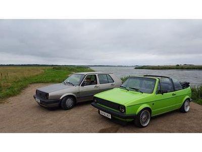 brugt VW Golf Cabriolet 1,8 GLI