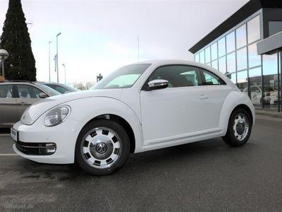 brugt VW Beetle 1,2 TSI BMT Life 105HK 3d 6g
