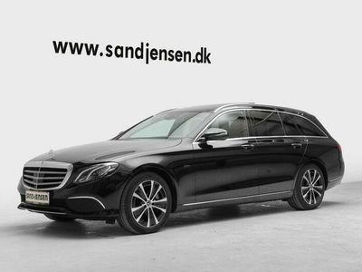 brugt Mercedes E300 2,0 Exclusive stc. aut.