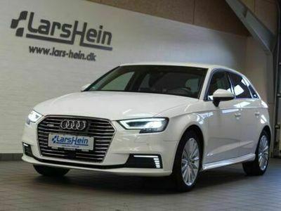 brugt Audi A3 Sportback e-tron Sport S-tr.
