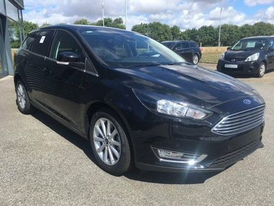 used Ford Focus 1,5 SCTi 150 Titanium st.car