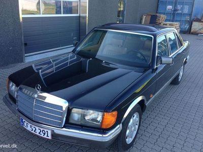 brugt Mercedes 500 5,0 252HK Aut.