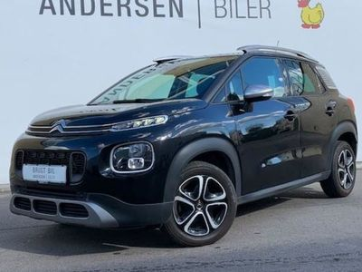 brugt Citroën C3 Aircross 1,2 PureTech Iconic EAT6 start/stop 110HK 5d 6g Aut.