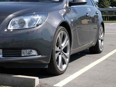 brugt Opel Insignia CDTI AUT. 2,0