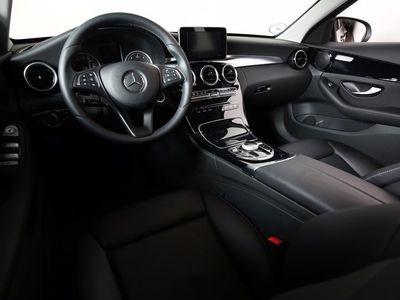 brugt Mercedes C200 d aut.