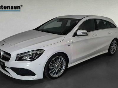 brugt Mercedes CLA200 d 2,2 Final Edition SB aut.