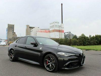 brugt Alfa Romeo Giulia 2,9 V6 Quadrifoglio aut.