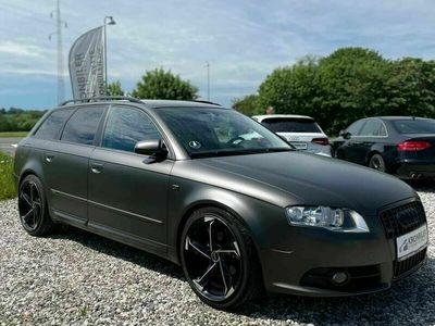 brugt Audi A4 2,0 S-line Avant