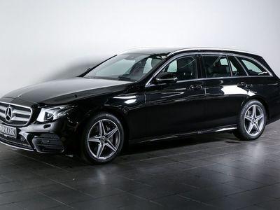 brugt Mercedes E220 2,0 Advantage AMG stc. aut.