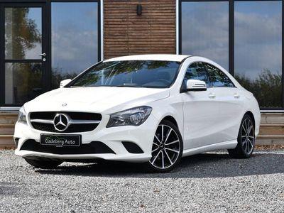 brugt Mercedes CLA180