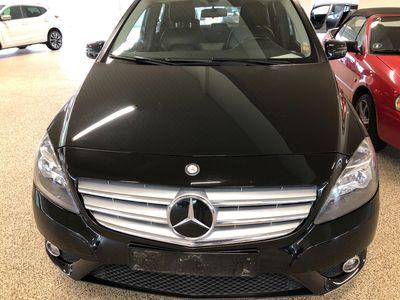 brugt Mercedes B180 d 1,8 CDI BlueEfficiency 109HK 6g Aut. A+