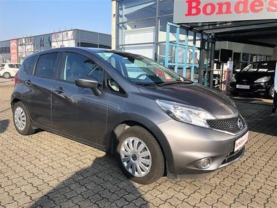 usado Nissan Note 1,2 Acenta Plus Tech Pack 80HK 5d