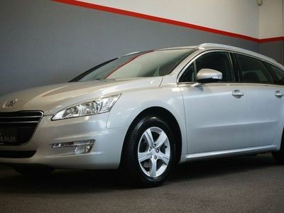 second-hand Peugeot 508 1,6 HDi 114 Active SW