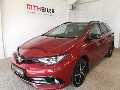 brugt Toyota Auris Touring Sports 1,2 T Selected Bi-tone 116HK Stc