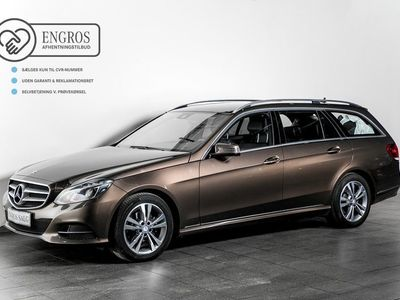 begagnad Mercedes E220 2 CDi Avantgarde stc. aut.