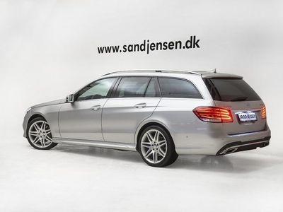 brugt Mercedes E350 0 BlueTEC st.car aut., 5d