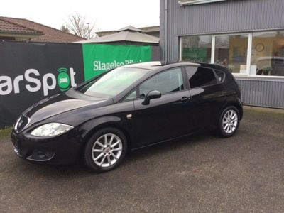 brugt Seat Leon 2,0 FSi Reference