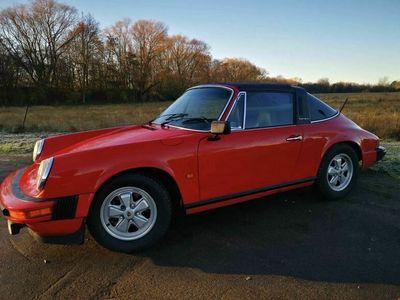 brugt Porsche 911 2,7 Targa