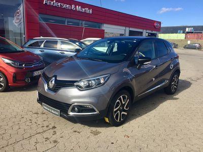 brugt Renault Captur 1,2 TCE Dynamique AUT EDC 120HK 5d