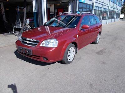 used Chevrolet Nubira 1,6 SX A/C 109HK Stc