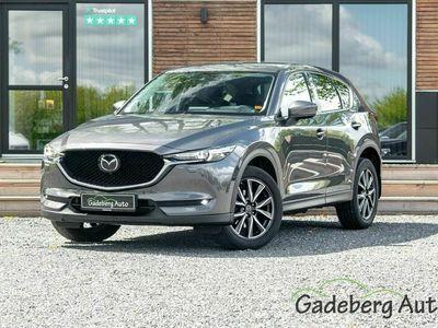 brugt Mazda CX-5 2,2 Sky-D 150 Optimum aut.
