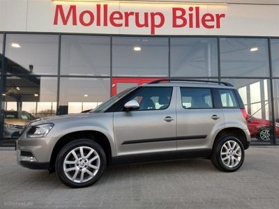 usado Skoda Yeti 1,4 TSI Outdoor Ambition GreenTec 122HK 6g