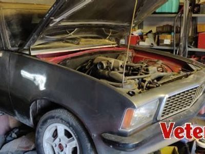 brugt Opel Commodore 2,8 GS/E