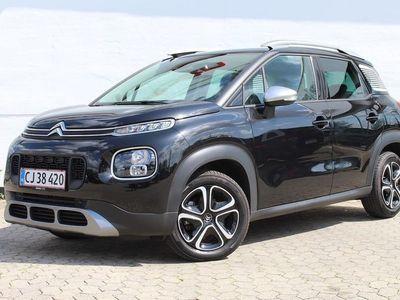 brugt Citroën C3 Aircross 1,2 PureTech Iconic EAT6 110HK 5d 6g Aut.