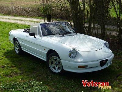 brugt Alfa Romeo 2000 SpiderZender Edition