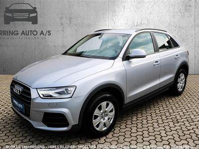 brugt Audi Q3 1,4 TFSI 150HK 5d 6g - Personbil - sølvmetal
