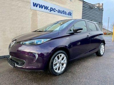 brugt Renault Zoe Limited 5d