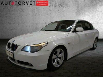 brugt BMW 520 d 2,0 Steptr.