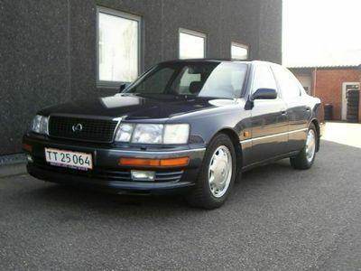 brugt Lexus LS400 Lexus LS 400