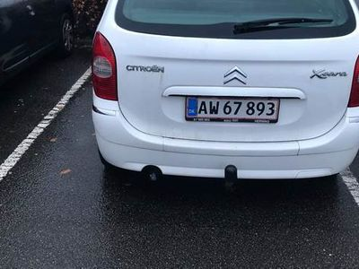 brugt Citroën Xsara Picasso 1,6 1,6 HDI