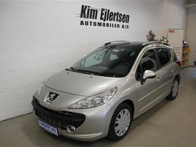 brugt Peugeot 207 Outdoor SW 1,6 HDI S16 109HK Stc