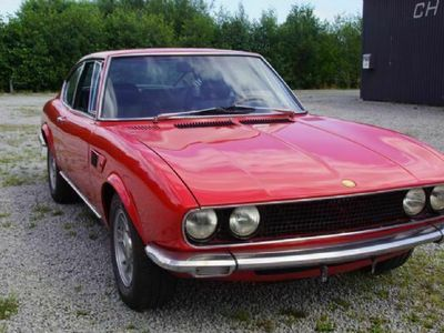 brugt Fiat Coupé Dino2400